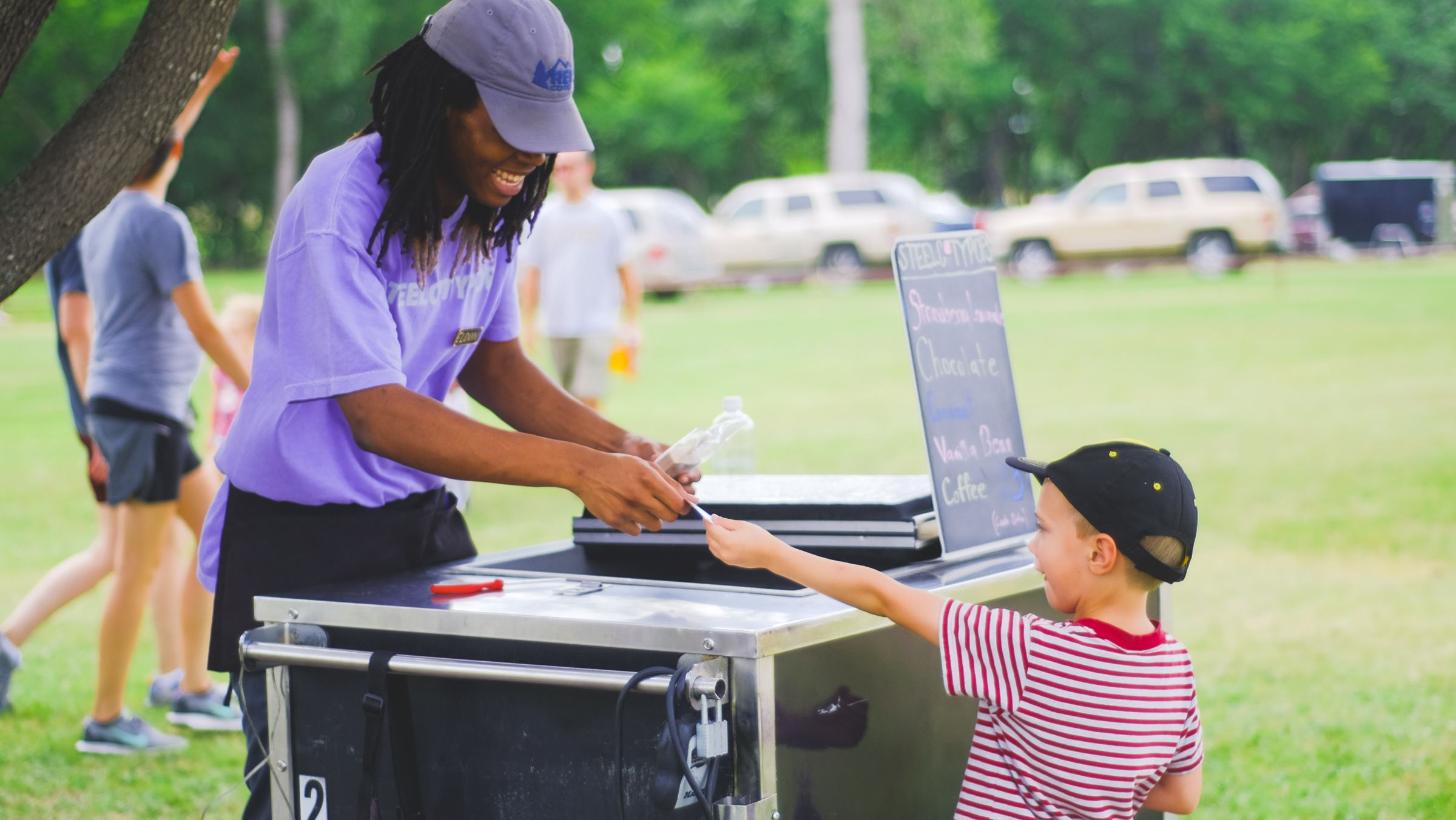 Steel City Pops at Picnic in the Park Captured by Jessica Hume