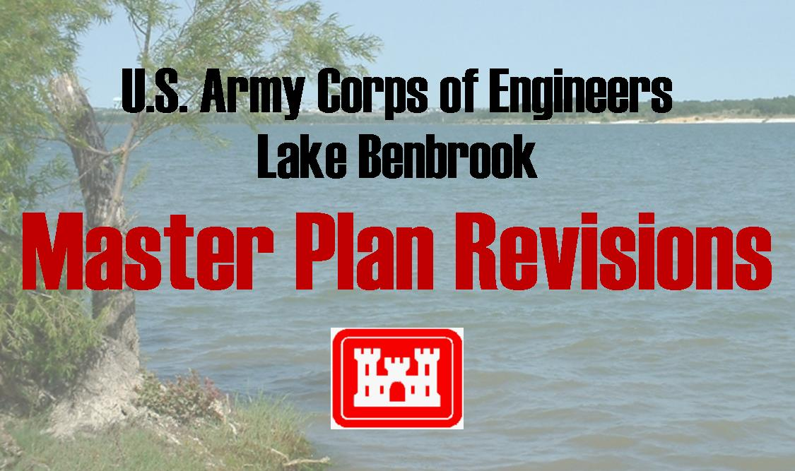 Lake Benbrook Master Plan