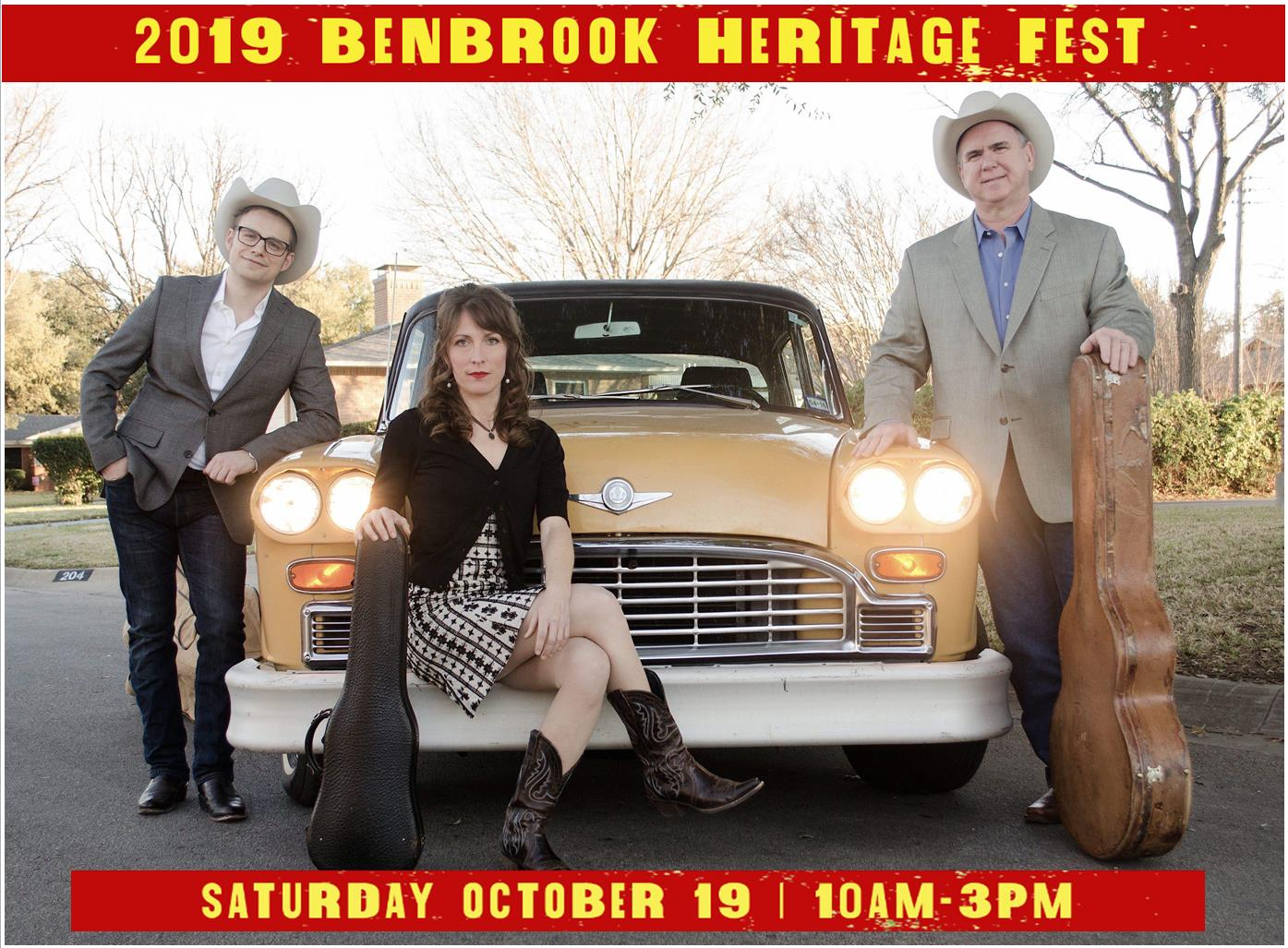 Heritage Fest 2019 News Flash Graphic