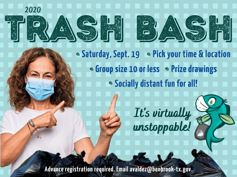 Trash Bash 2020 Graphic