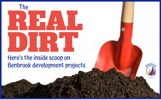 The real dirt graphic